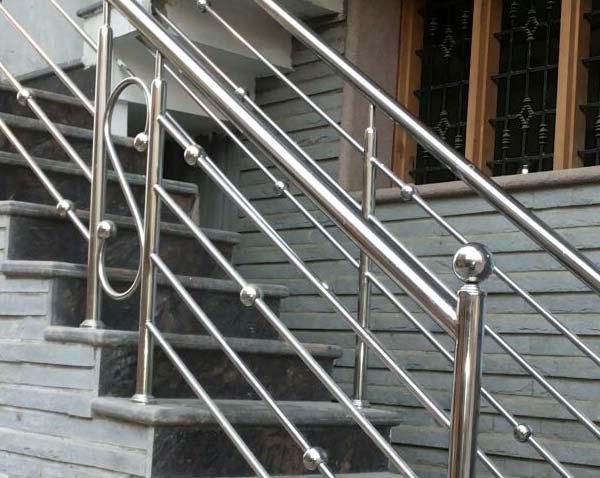Stainless steel railing manufacturers, Stainless steel railing Mumbai