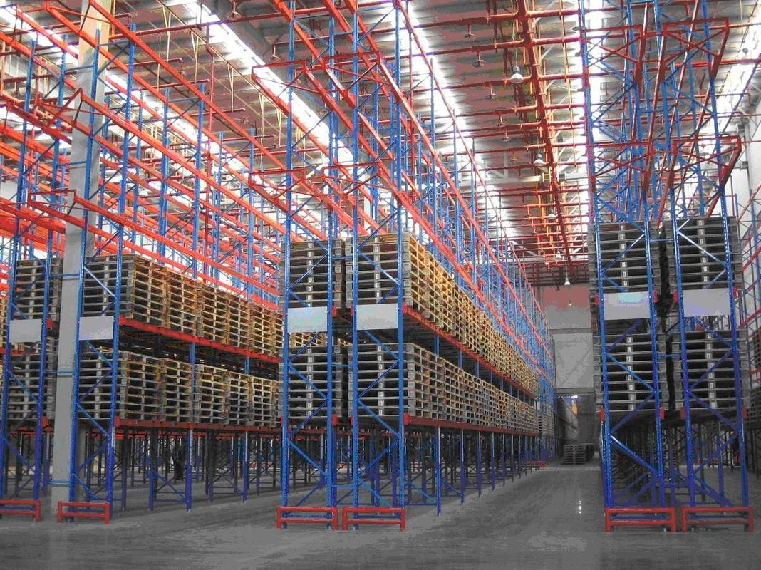 Warehouse Racking System India Pallet Racking System